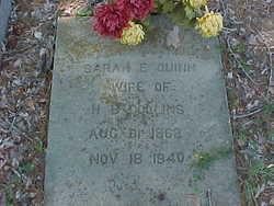Sarah Elizabeth <i>Quinn</i> Collins