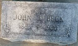 John T. Beck