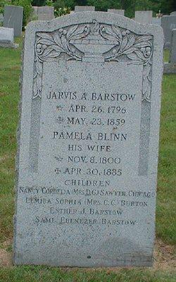 Pamela <i>Blinn</i> Barstow