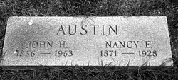Nancy Eliza <i>McClanahan</i> Austin