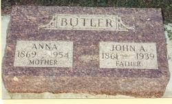 Anna <i>Hart</i> Butler