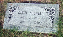 Dissie Boswell