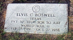Elvis C. Boswell