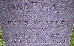 Mary A. Bradley