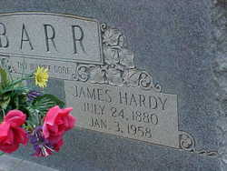 James Hardy Barr