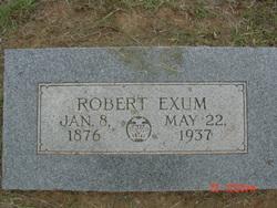 Robert Exum Holmes