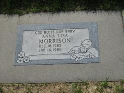 Anna Lisa Morrison