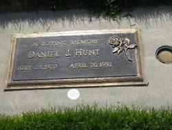 Daniel J. Hunt