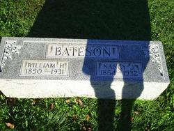 Nancy Jane <i>Jones</i> Bateson