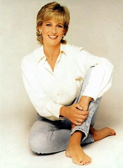 Lady Diana Princess of Wales Spencer