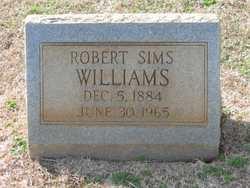 Robert Sims Williams