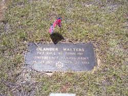 Olander Walters