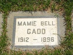 Mamie Belle <i>Horne</i> Gadd