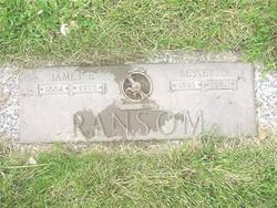 Bessey D. Ransom