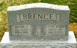 Olive <i>Michaels</i> Brence