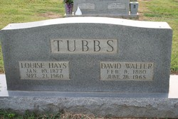 Ellen Louise <i>Hays</i> Tubbs