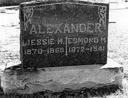 Edmond Marion Ed Alexander