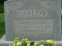 Elizabeth Lizzie <i>Hill</i> Harlow