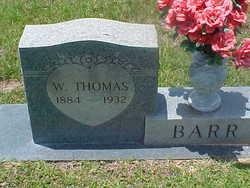 William Thomas Barr