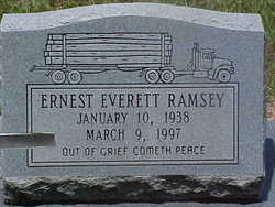 Ernest Everett Ramsey