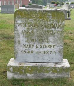 Mary E. <i>Sterne</i> Eastman