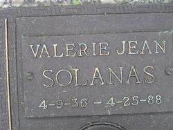 Valerie Jean Solanas