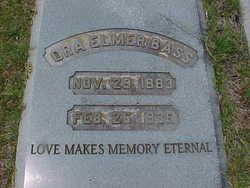 Ora Elmer Bass