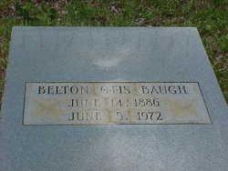 Belton Otis Baugh