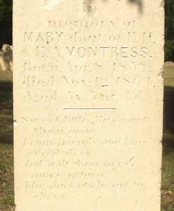 Mary Vontress