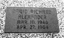 David Richard Alexander