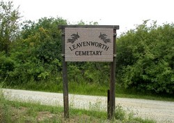 Leavenworth North Road Cemetery