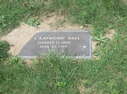 John Edward <i>Raymond</i> Ball