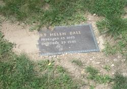 Mary Helen <i>Burker</i> Ball