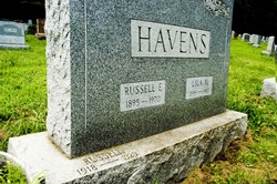 Russell E Havens, Sr