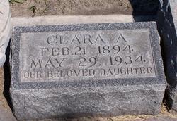 Clara A. Cook