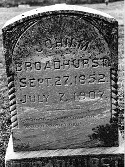 John M. Broadhurst