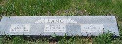 Karl W. Lang