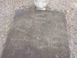 John Thomas Tommy Harvey