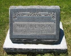 Mary <i>Benson</i> Griffin