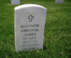 Eleanor Virginia <i>Voithofer</i> James