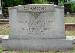 William Stephens Gibbons, Sr