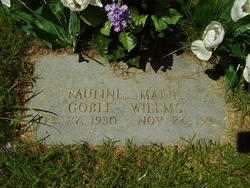 Pauline Marie <i>Hartman</i> Goble