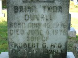 Brian Thor Duvall