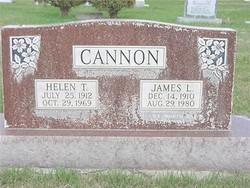Helen Jane <i>Thomas</i> Cannon