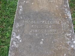 William M. Applegate