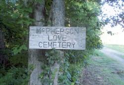 McPherson-Love Cemetery