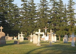 Visitation Catholic Cemetery