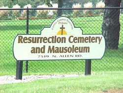 Resurrection Cemetery and Mausoleum