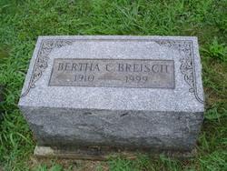 Bertha Catherine <i>Didra</i> Breisch