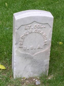 Frederick Mortimer Crandal